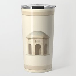 Classical Architecture Travel Mug