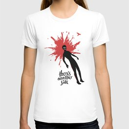 There's another side T-shirt