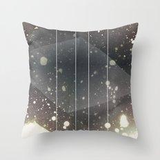 Light Space Throw Pillow