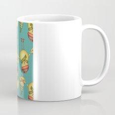 Two Chicks Pattern Coffee Mug