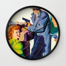 Hugh Joseph Ward - Somebody Stole My Gal - Digital Remastered Edition Wall Clock