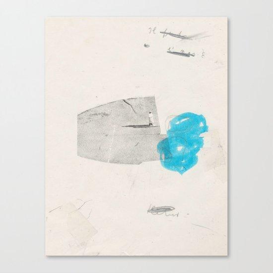 glue Canvas Print