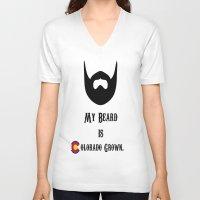 colorado V-neck T-shirts featuring Colorado! by AlternateDecision