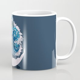 Low-poly Baby Owl Coffee Mug