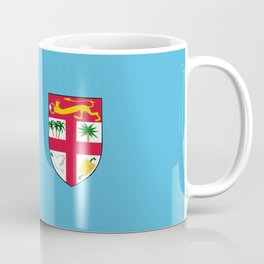 Fiji country flag Coffee Mug