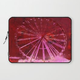 Ferris Wheel (C) Laptop Sleeve