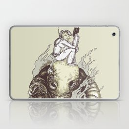 harder they fall Laptop & iPad Skin