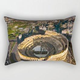 When in Rome.. Rectangular Pillow