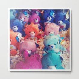 Care Bears Metal Print