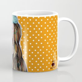 Tahupotiki Koraha and the cobrapion Coffee Mug