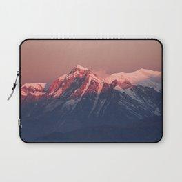 Himalayan peaks Laptop Sleeve