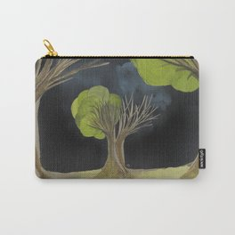 Duality Tree Carry-All Pouch