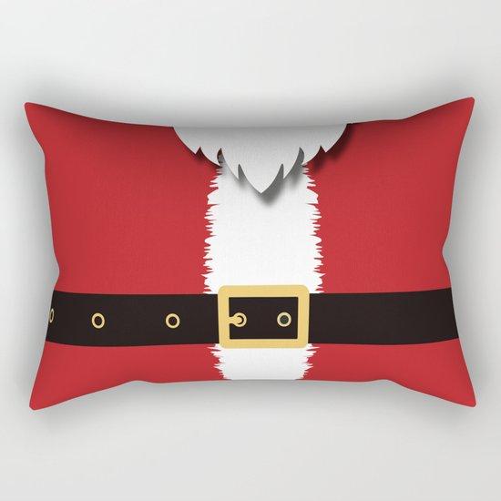 Christmas, Santa Claus Rectangular Pillow
