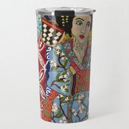 Ukiyoe-Me Travel Mug