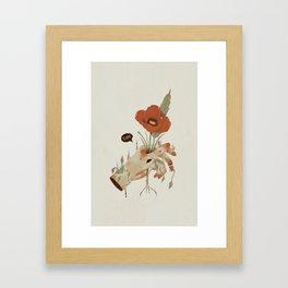 Te amo Framed Art Print