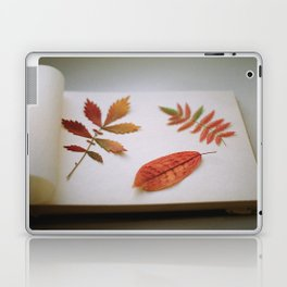 Herbarium Laptop & iPad Skin