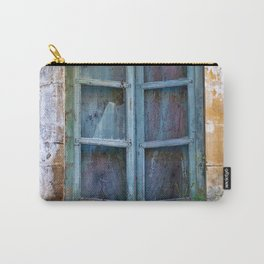 Abandoned Sicilian House in Noto Carry-All Pouch