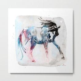 Running Horse (Sweetie) Metal Print