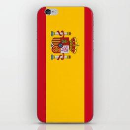 Flag of Spain iPhone Skin