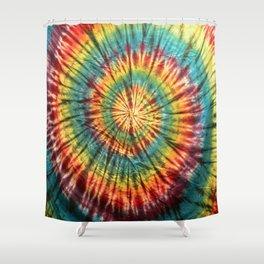 Tie Dye 19 Shower Curtain
