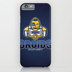 Desert County Droids - Navy iPhone 6s Slim Case