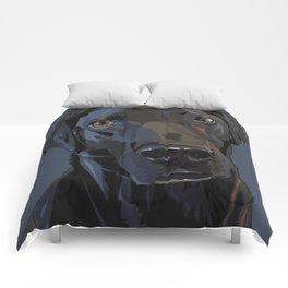 Jeb Lab Dog Comforters