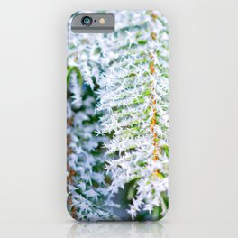 Bitter Cold, White Fairy Tale iPhone Case