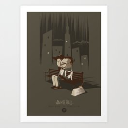 Annie Hall Art Print
