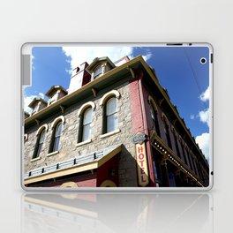 "On Greene Street - The ""Main Drag"" of Silverton, No. 2 of 3 Laptop & iPad Skin"