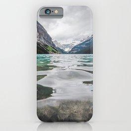 Lake Louise | Alberta Landscape Photography iPhone Case