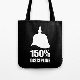 Prussia 150% discipline Tote Bag