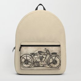 Norton Motorcycles Backpack