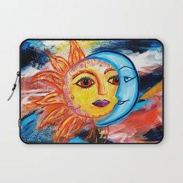 Sun and Moon United Laptop Sleeve