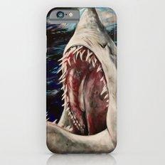 Mako Shark of Dark Waters iPhone 6s Slim Case