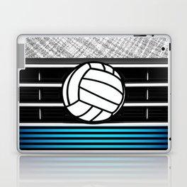 volley ball art Laptop & iPad Skin
