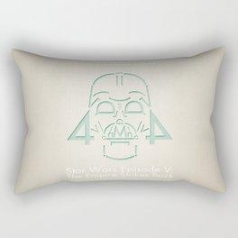 Typo Darth Vader Episod V Rectangular Pillow