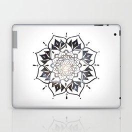Namaste Nebula Mandala Design Laptop & iPad Skin