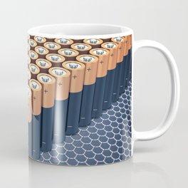 Batteries Coffee Mug