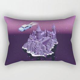 Hogwarts series (year 2: the Chamber of Secrets) Rectangular Pillow