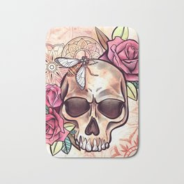 Life after Death Bath Mat