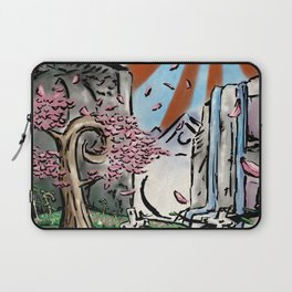 Japan: The Land of Games Laptop Sleeve