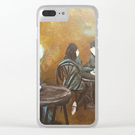 Jealous Of Youth Cafe Part 1 Clear iPhone Case
