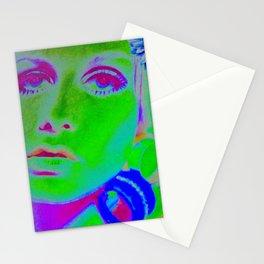 Poptastic Diva Stationery Cards