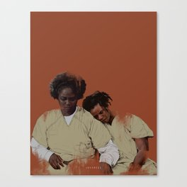 Am I the mom now? Canvas Print