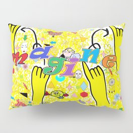 ASL Imagine Pillow Sham