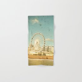Brighton Wheel Hand & Bath Towel
