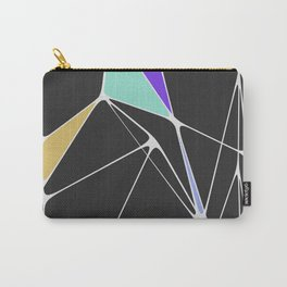 Voronoi Angles Carry-All Pouch