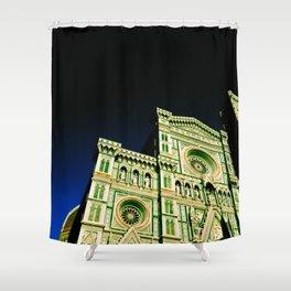 Il Duomo di Firenze II Shower Curtain