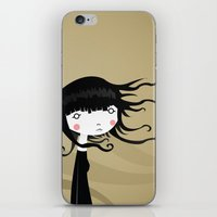 wind iPhone & iPod Skins featuring Wind by Volkan Dalyan