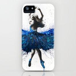 Bolshoi Crystal Dancer iPhone Case
